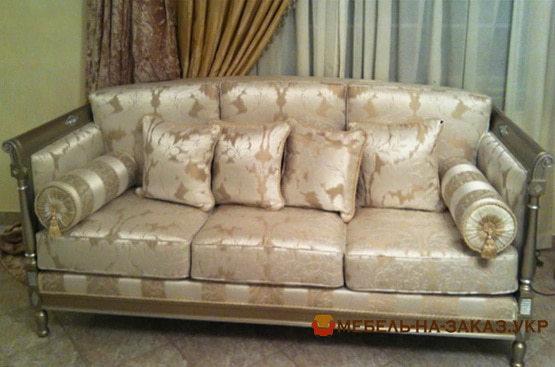 брендирование мягкой мебели