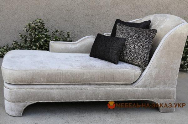 кушетка с подушками на заказ