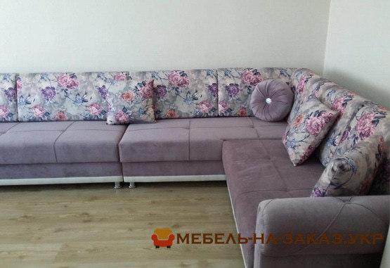 заказать большой угловой диван Новые петровцы большой угловой диван Новые петровцы