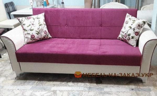 Красные диваны на заказ в Киеве