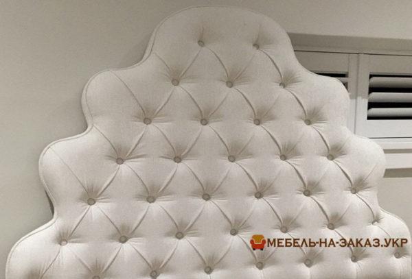 красивая форма кроватей