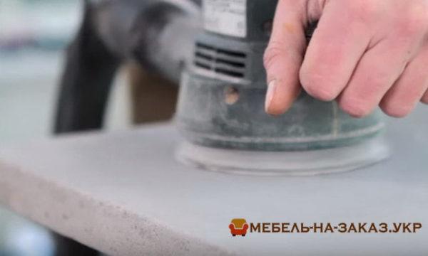 видео как сделать кухонную столешницу из бетона