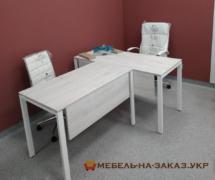 мебель для персонала в стиле LOFT белого цвета