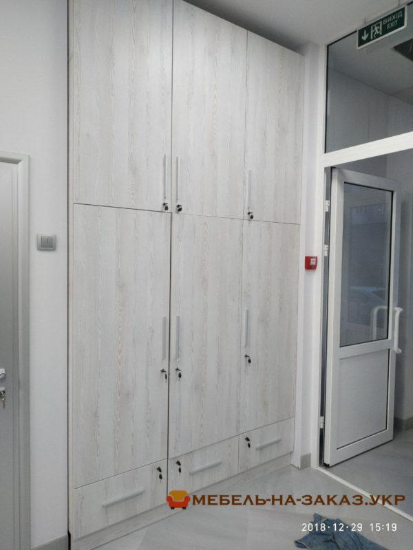 встроенная офисная мебель под заказ в Киеве