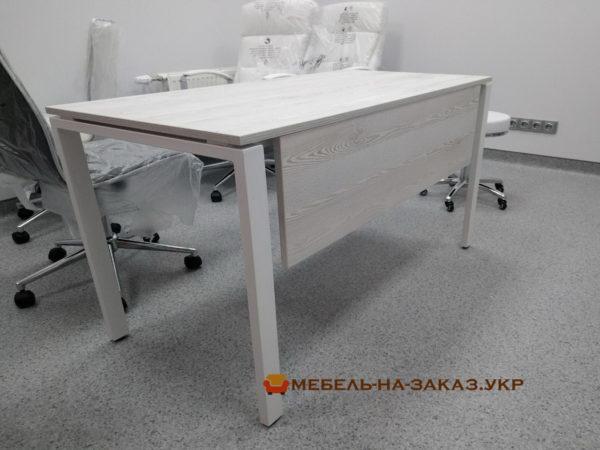 Мебель на металлической основе на заказ в Ирпень