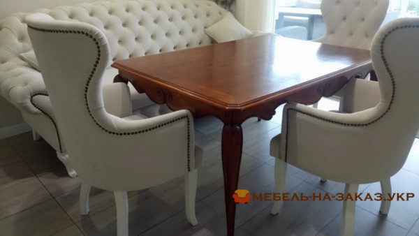 Комплект мягкой мебели на заказ Киев