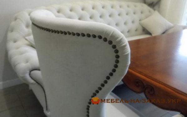Комплект элитной мягкой мебели Честер