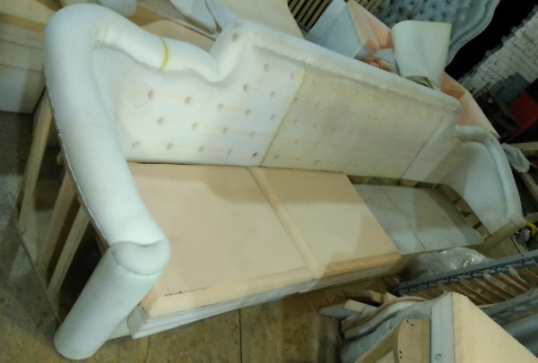 мягкая мебель в прихожую изготовление