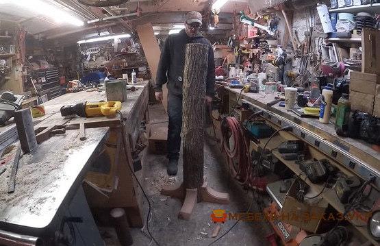 мебель из бочки на заказ