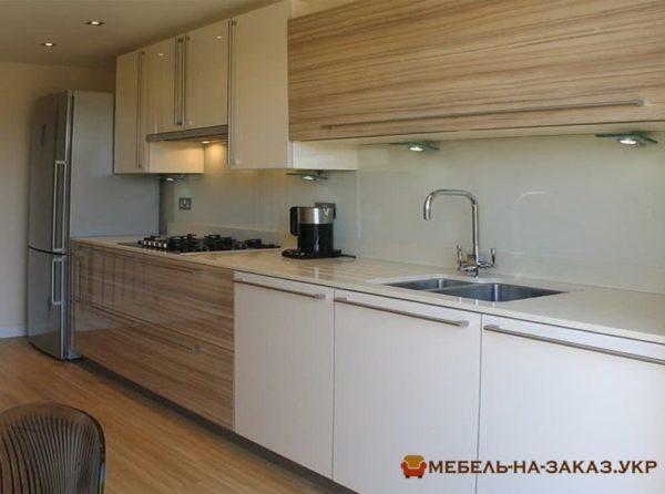 Деревянная мебель в кухню Минский массив