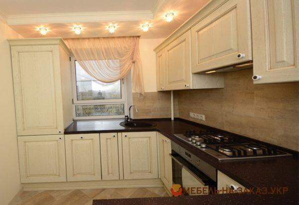 Дизайнерская кухня на заказ Правий берег