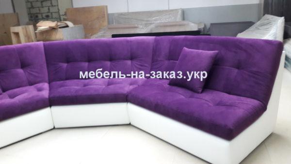 авторский Диван на заказ Улица Адмирала Ушакова