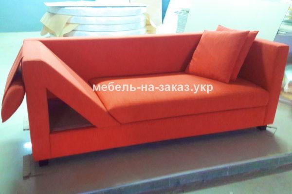 прямая Мягкая мебель на заказ Крещатик