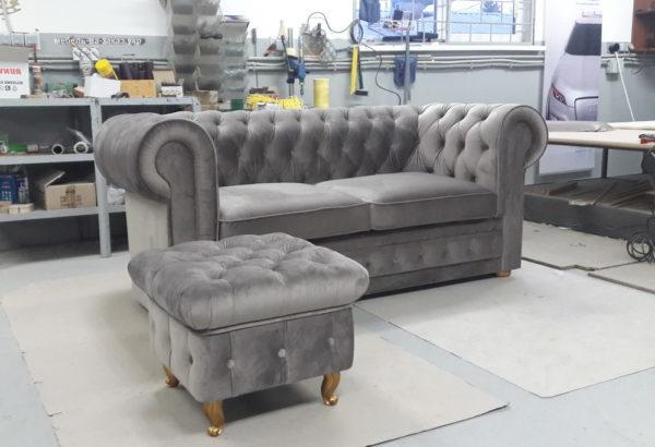 Мягкая мебель на заказ Щербакова прямая