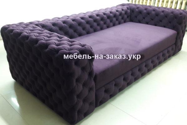 Заказать прямой диван мягкую мебель Житомирская