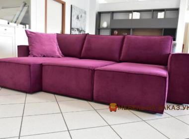 Заказать диван мягкую мебель Вышневое