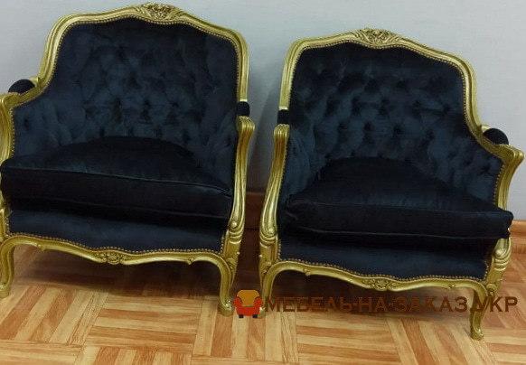 кресла банкетка