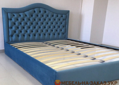 авторская мягкая кровать под заказ Чернигов