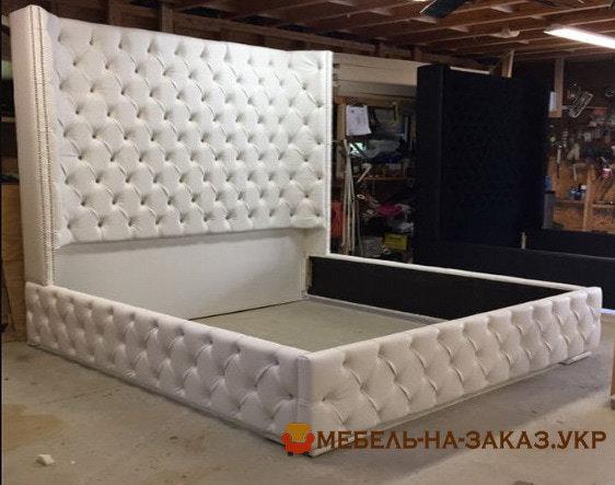 изготовление кроватей на заказ Ирпень