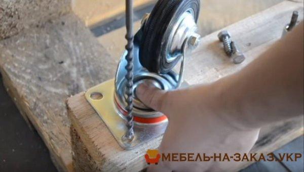 как сделать мебель из паллет