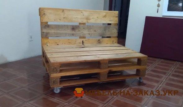 кресло из поддода