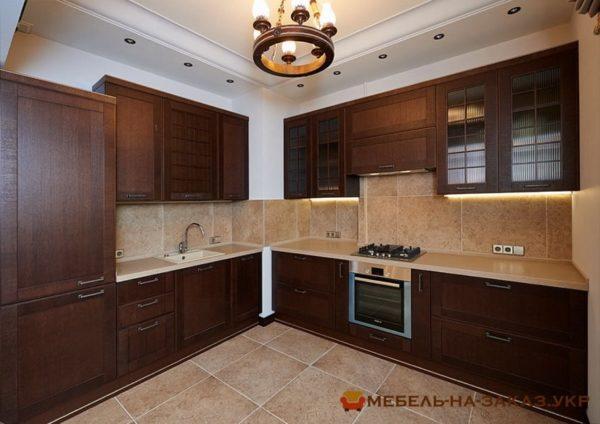 Кухня на заказ м. Житомирская