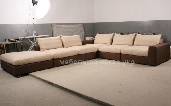 Авторский диван на заказ Москва