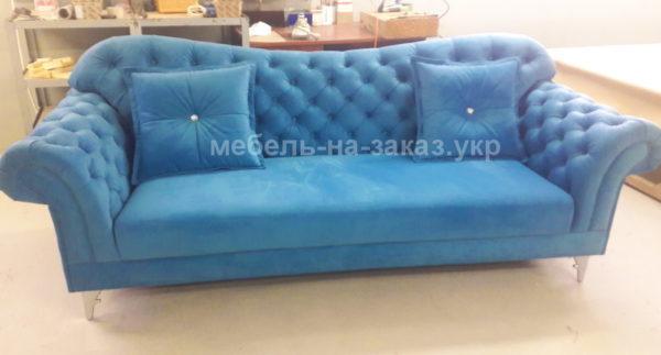 Дизайнерский диван на заказ Нивки