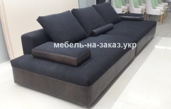 Дизайнерский прямой диван Академика Щусева