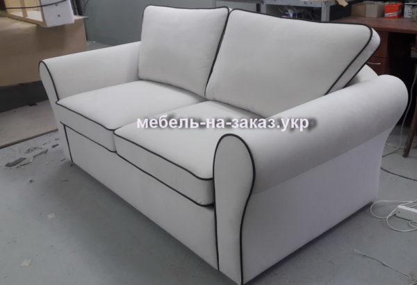 Александра Довженко Дизайнерский диван прямой формы