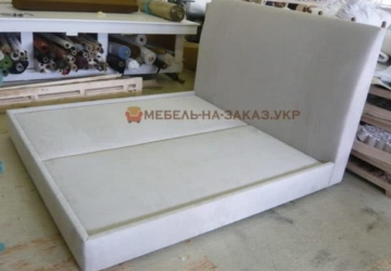 дизайнерская кровать на заказ