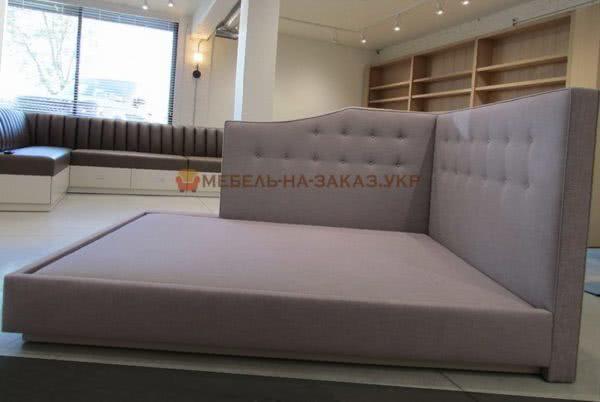 дизайнерская кровать на заказ Киев