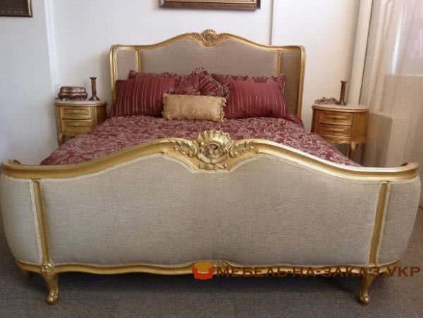 авторская кровать на заказ в Киеве