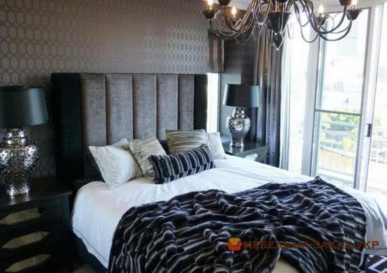 дорогая кровать на заказ