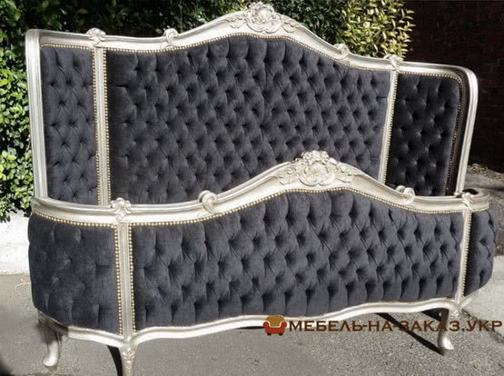 дизайн мягкой кровати
