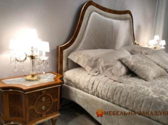 мебель в спальню кровать и тумба