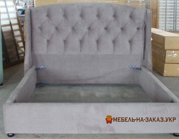 авторская мягкая кровать под заказ Центр Киева