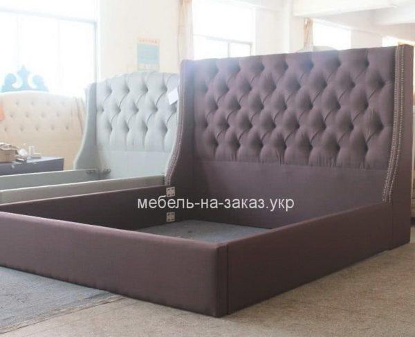 авторская мягкая кровать под заказ Черновцы