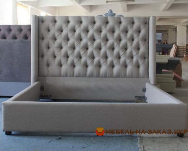изготовление кровати для отеля