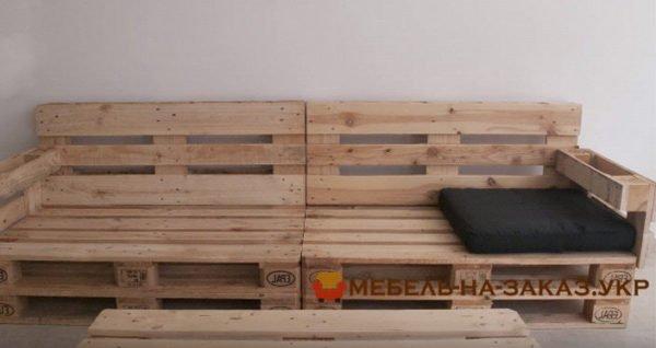 инструкция по изготовлению дивана из поддонов на заказ