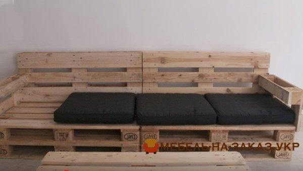 инструкция по изготовлению дивана из поддонов на заказ Житомир