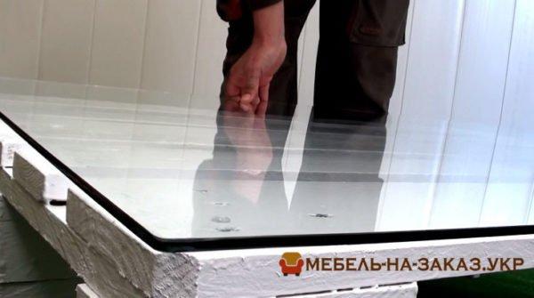 журнальный столик из поддона Киев
