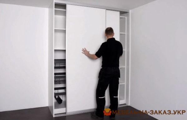 Изготовление шкафа купе на заказ Спальня Вишневое