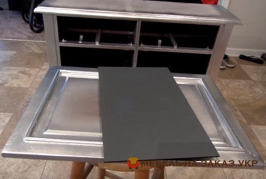 мебель из зеркал на заказ в Киеве