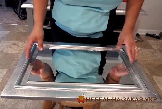 мебель из зеркал на заказ в Буче