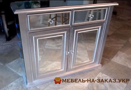 мебель из зеркал на заказ Выжгород