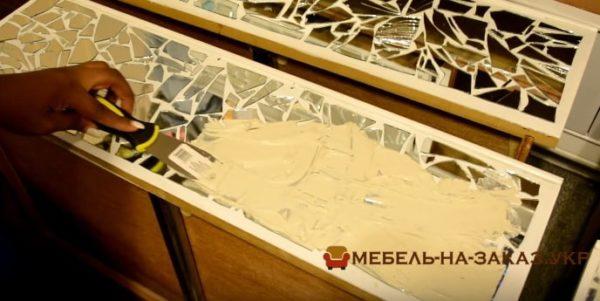 мебель из зеркал на заказ Шевченковский район