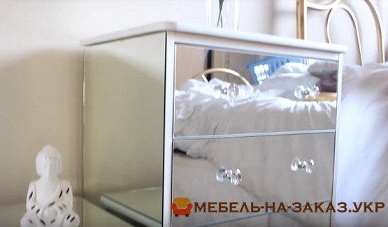зеркальная мебель на заказ Москва