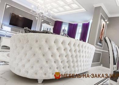 Диваны по индивидуальному дизайну и размеру в Киеве