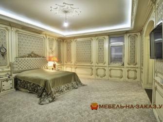 элитная мебель в спальню в стиле ренессанс